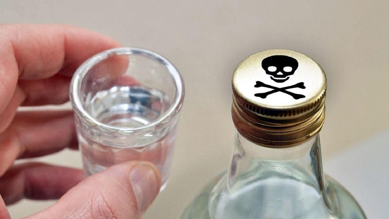 В Челябинской области три человека насмерть отравились спиртом