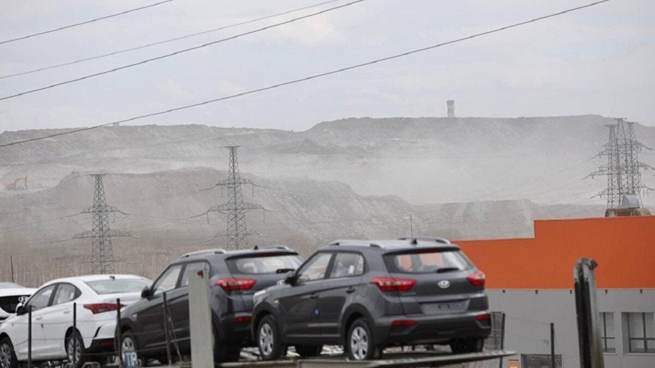 Непредсказуемо и опасно: Челябинск накрыла мощная пыльная буря