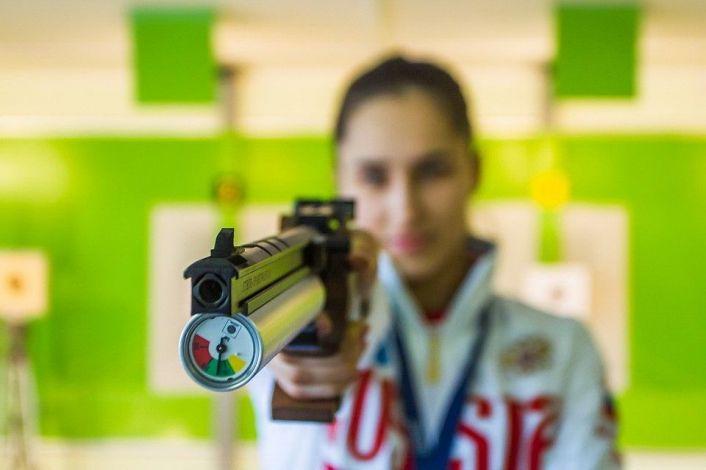 Южноуральская спортсменка поднялась на пьедестал престижных соревнований по стрельбе