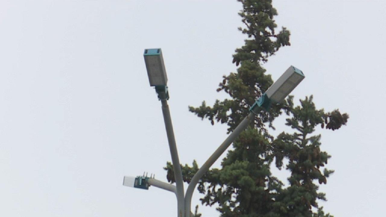 Да будет свет: умные фонари появились в Челябинске