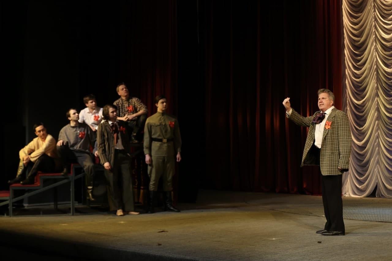 Как 100 лет назад: первый театр Южного Урала отметил вековой юбилей