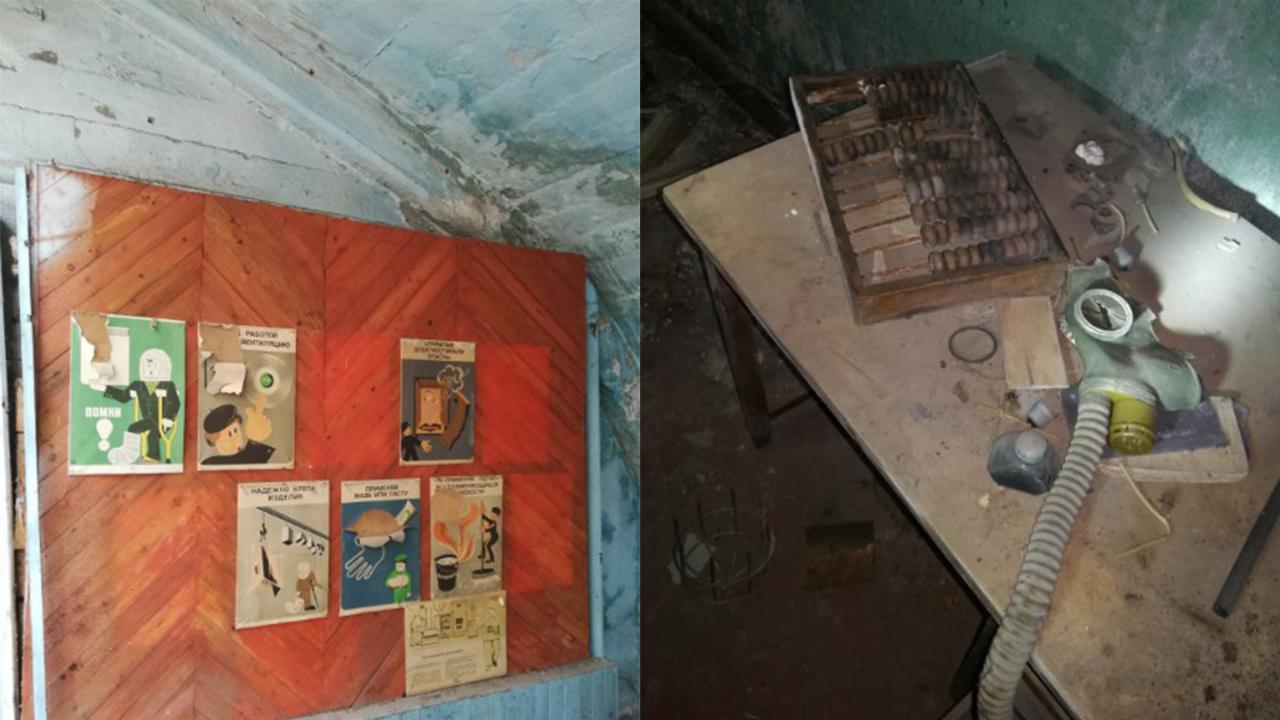 Гробовая тишина: сталкеры показали заброшенный завод под Златоустом
