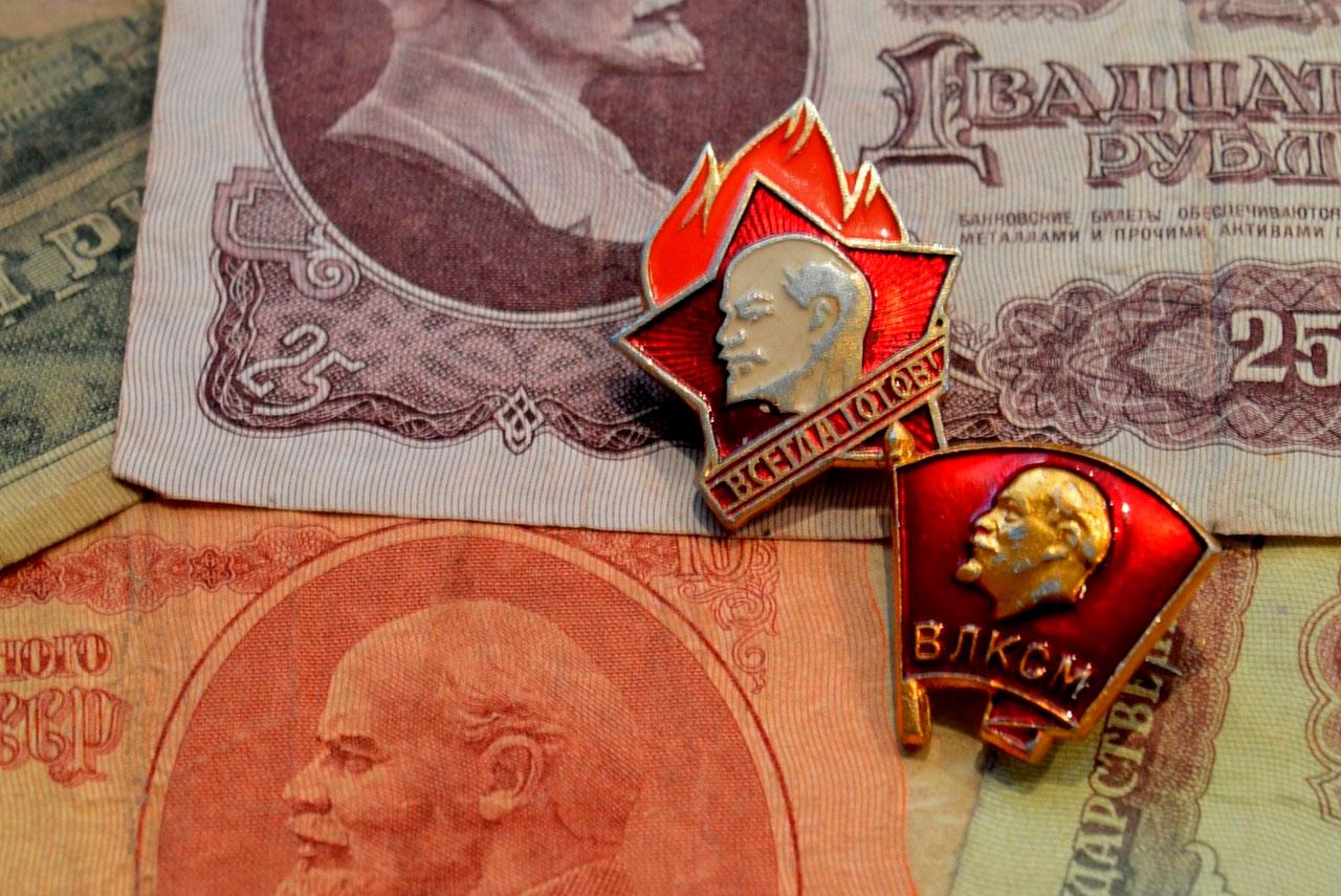Богатство из СССР: в Челябинске продают значки за 1 млн рублей