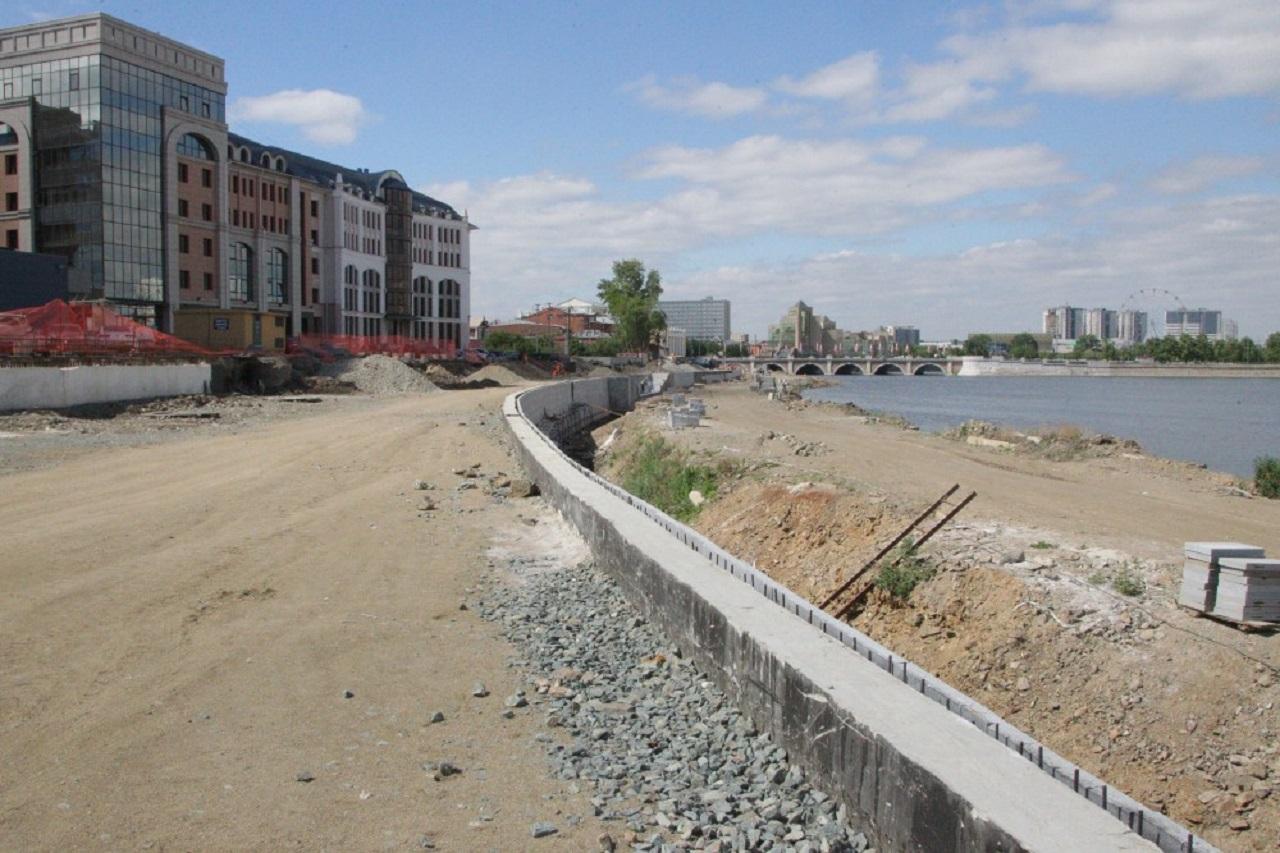 Исторический облик и современные материалы: в Челябинске назвали сроки реконструкции набережной