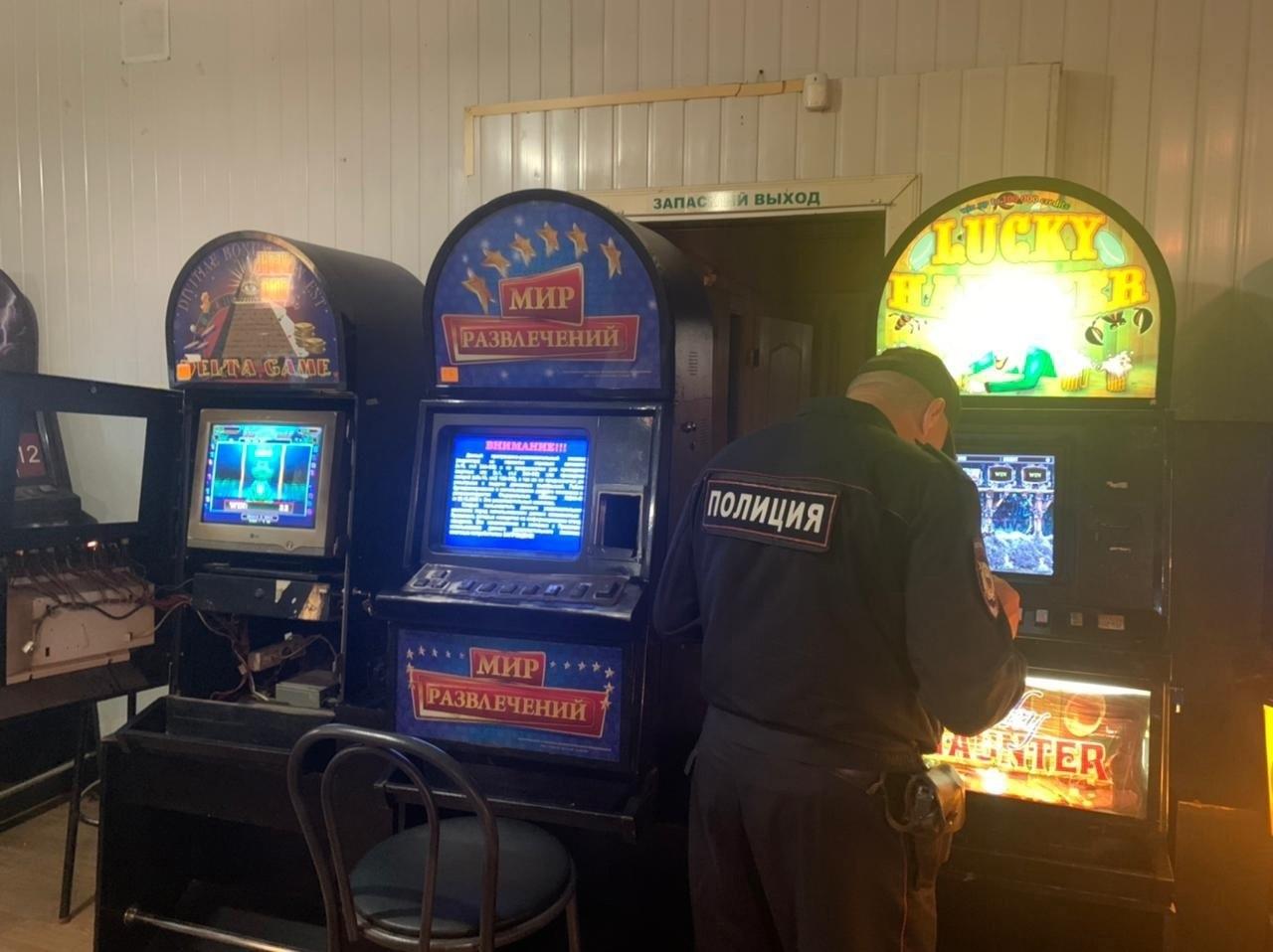 Подпольное казино обнаружили в Челябинской области