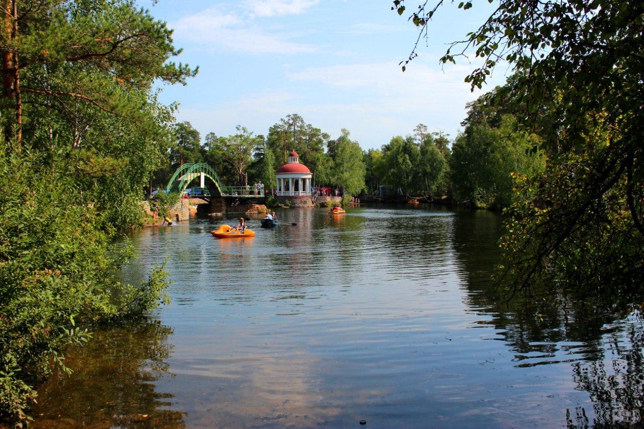 Челябинский парк попал в топ лучших в России