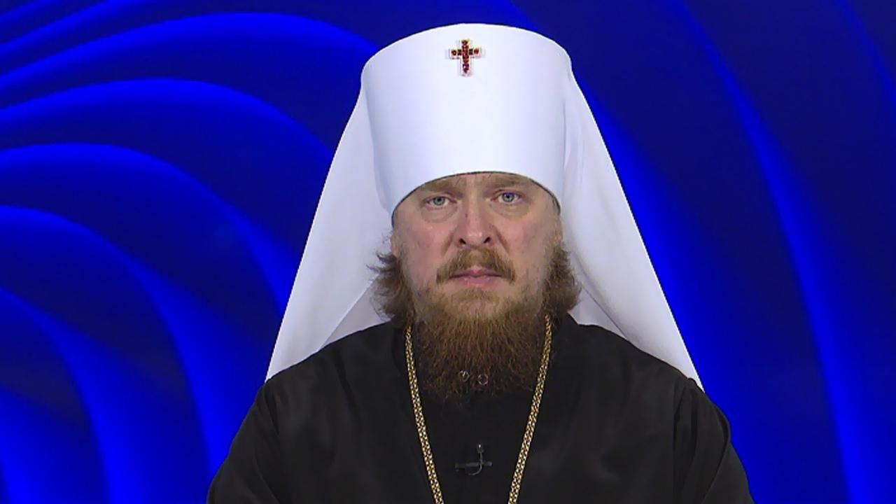 Митрополит Алексий о празднике Успения Пресвятой Богородицы