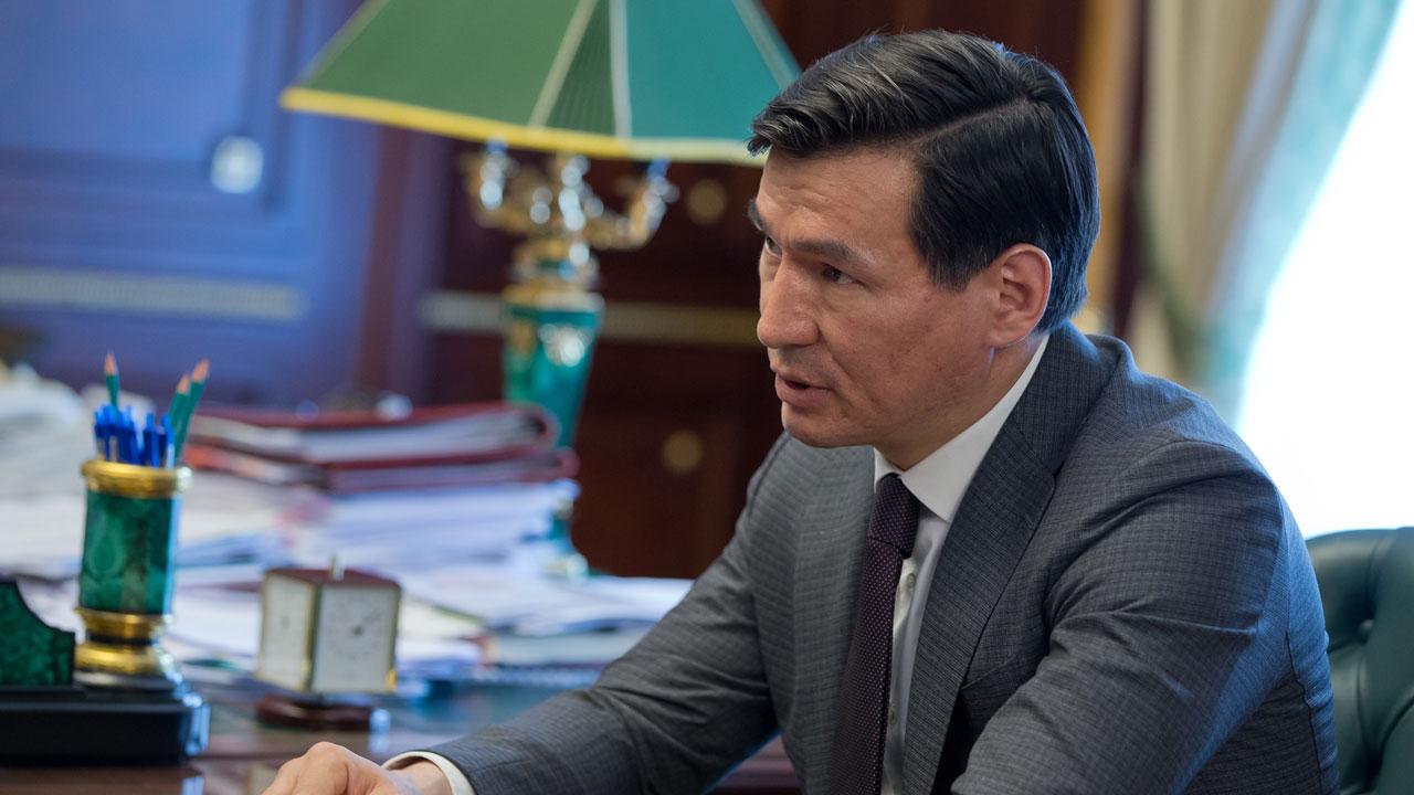 Туризм и промышленность: о чем договорились главы Челябинской области и Калмыкии