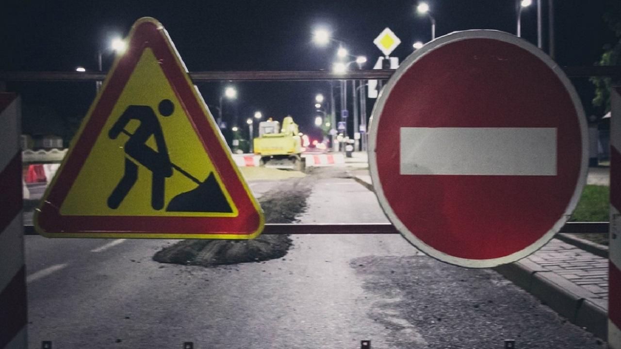 Движение в центре Челябинска закроют на месяц