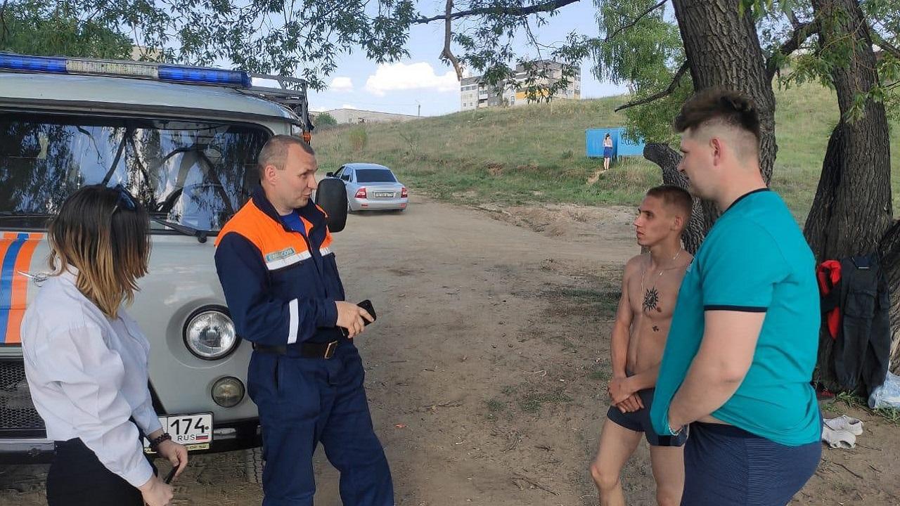 Купальный сезон в Челябинской области: мужчина утонул на глазах у детей