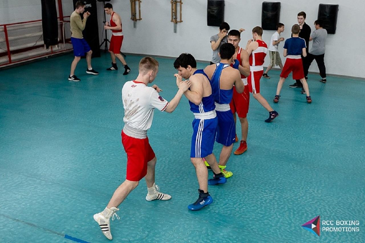 Челябинские спортсмены готовятся к турниру по боксу на призы ГТРК «Южный Урал»