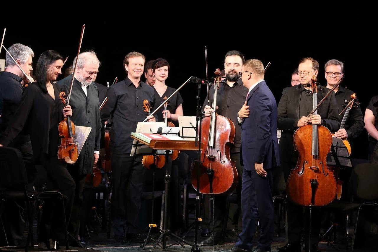 В оперном театре Челябинска выступили одни из лучших в мире артистов