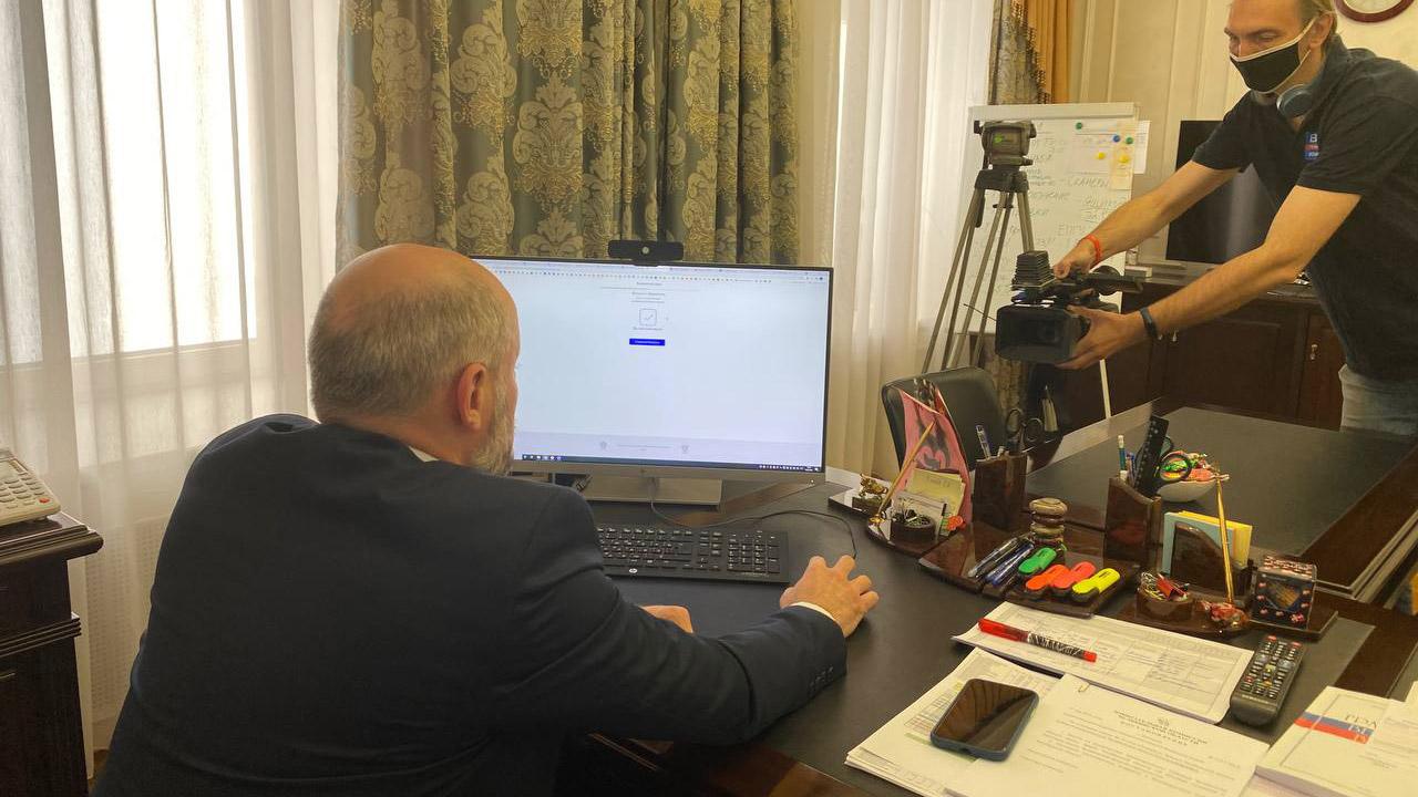 Выборы 2021: на Южном Урале тестируют электронное голосование