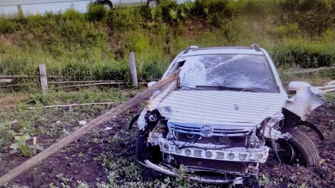 Уснул за рулём: на трассе в Челябинской области произошло смертельное ДТП