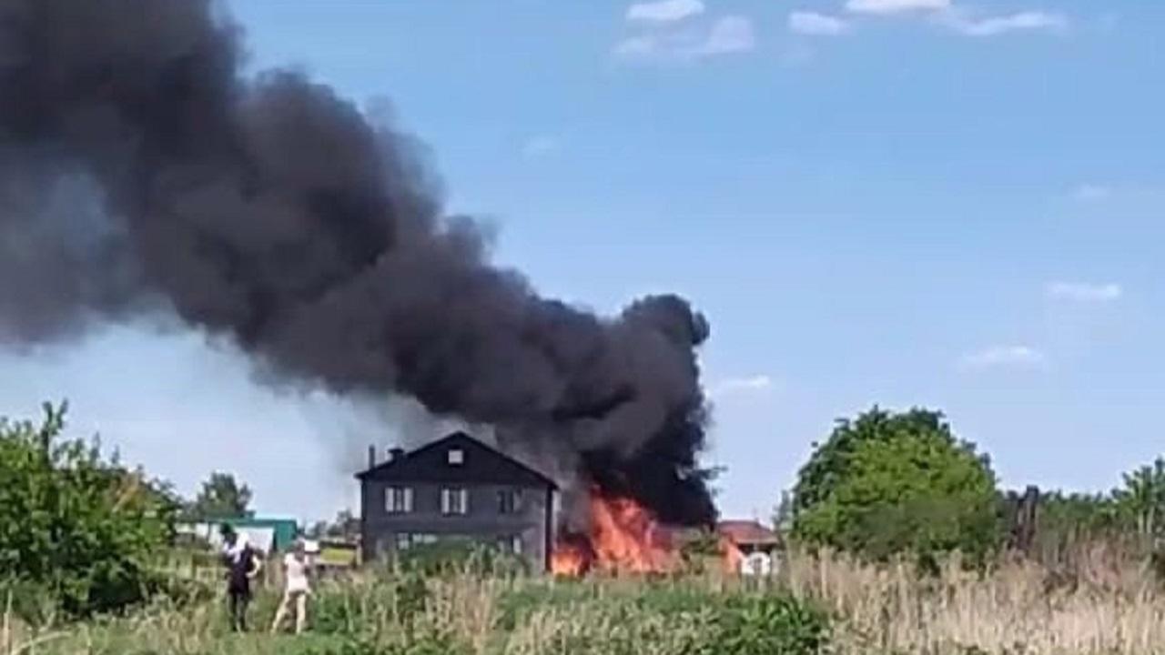 Жилой дом спасли от взрыва в Челябинской области