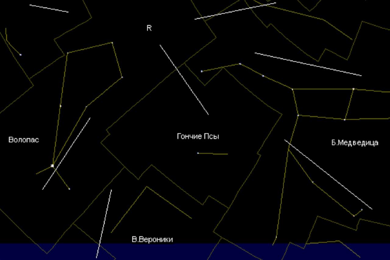 Звездопад в июне 2021: как следить за метеорным потоком
