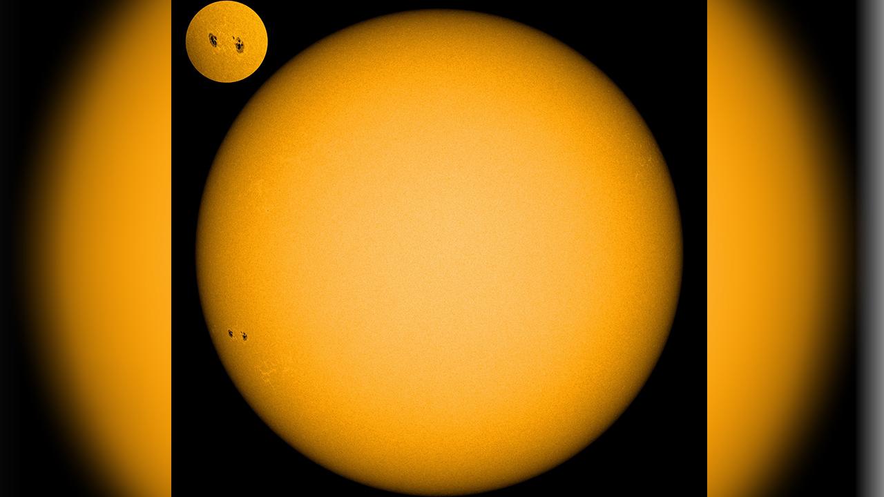 Магнитные бури 2021: Солнце выбросило в космос длинную нить жгучей плазмы