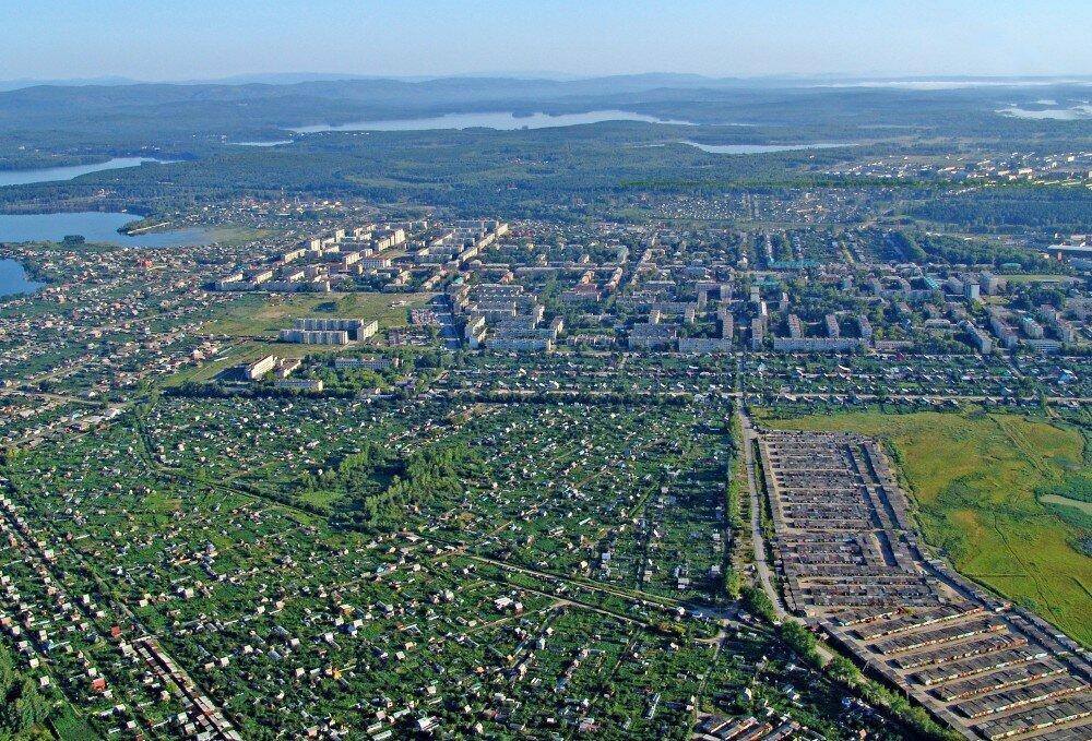 В Чебаркуле отметили день города с пользой для здоровья