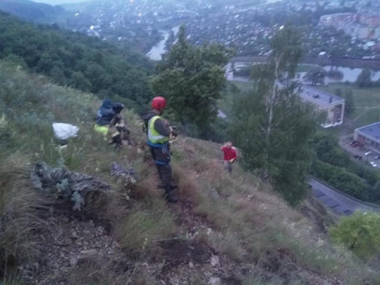 В горах на Южном Урале эвакуировали 4 детей