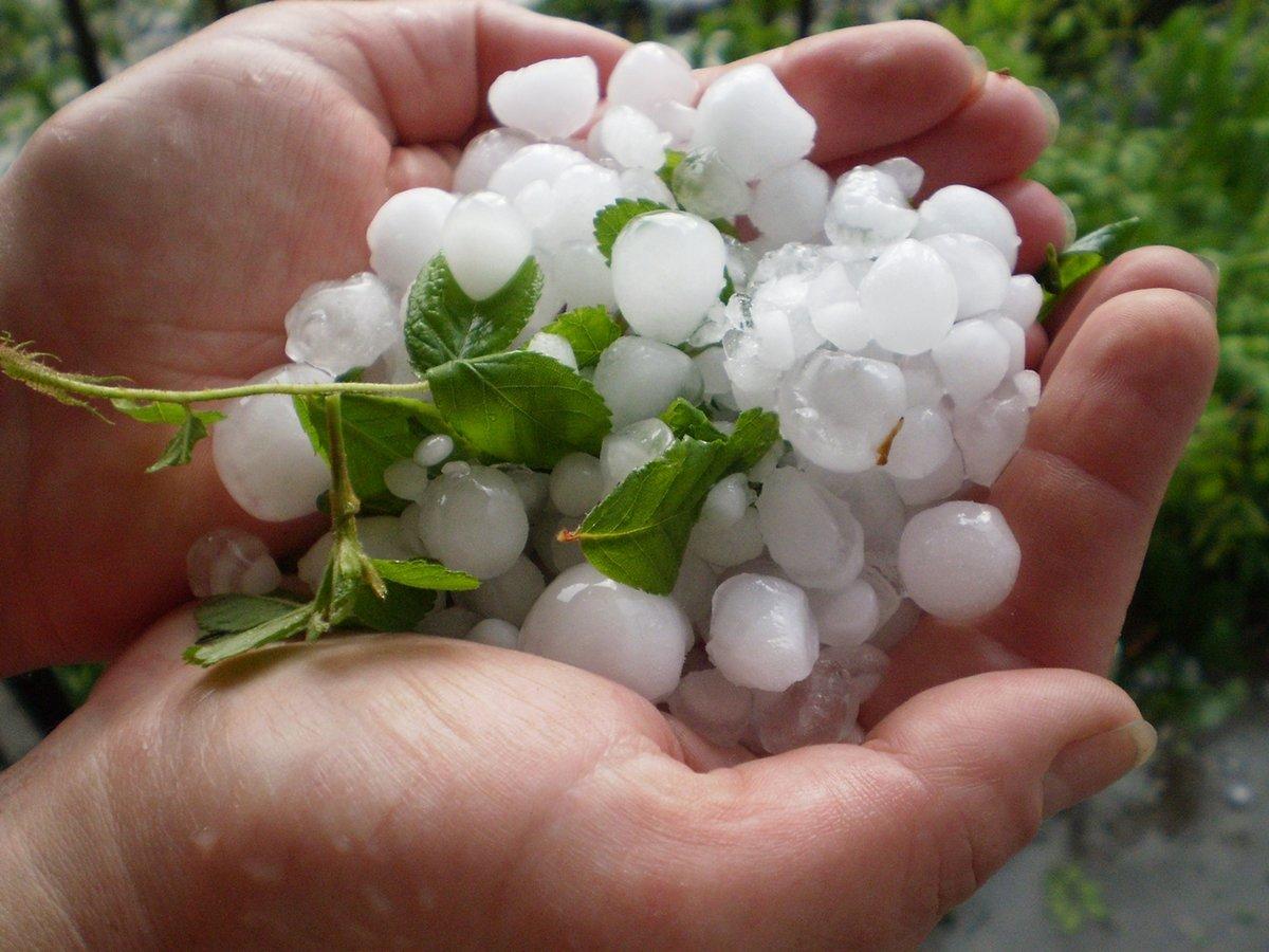 Приготовьтесь: о грозах и крупном граде предупредили жителей Челябинской области