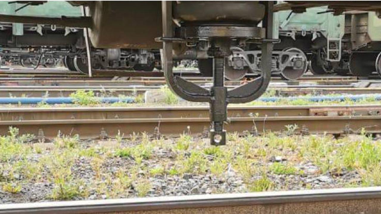 ЧП с розливом топлива на железной дороге в Челябинске