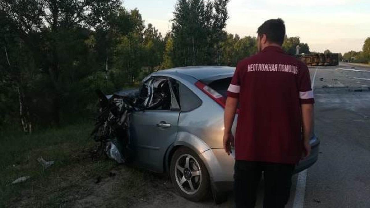 Страшное ДТП в Челябинской области, есть жертвы