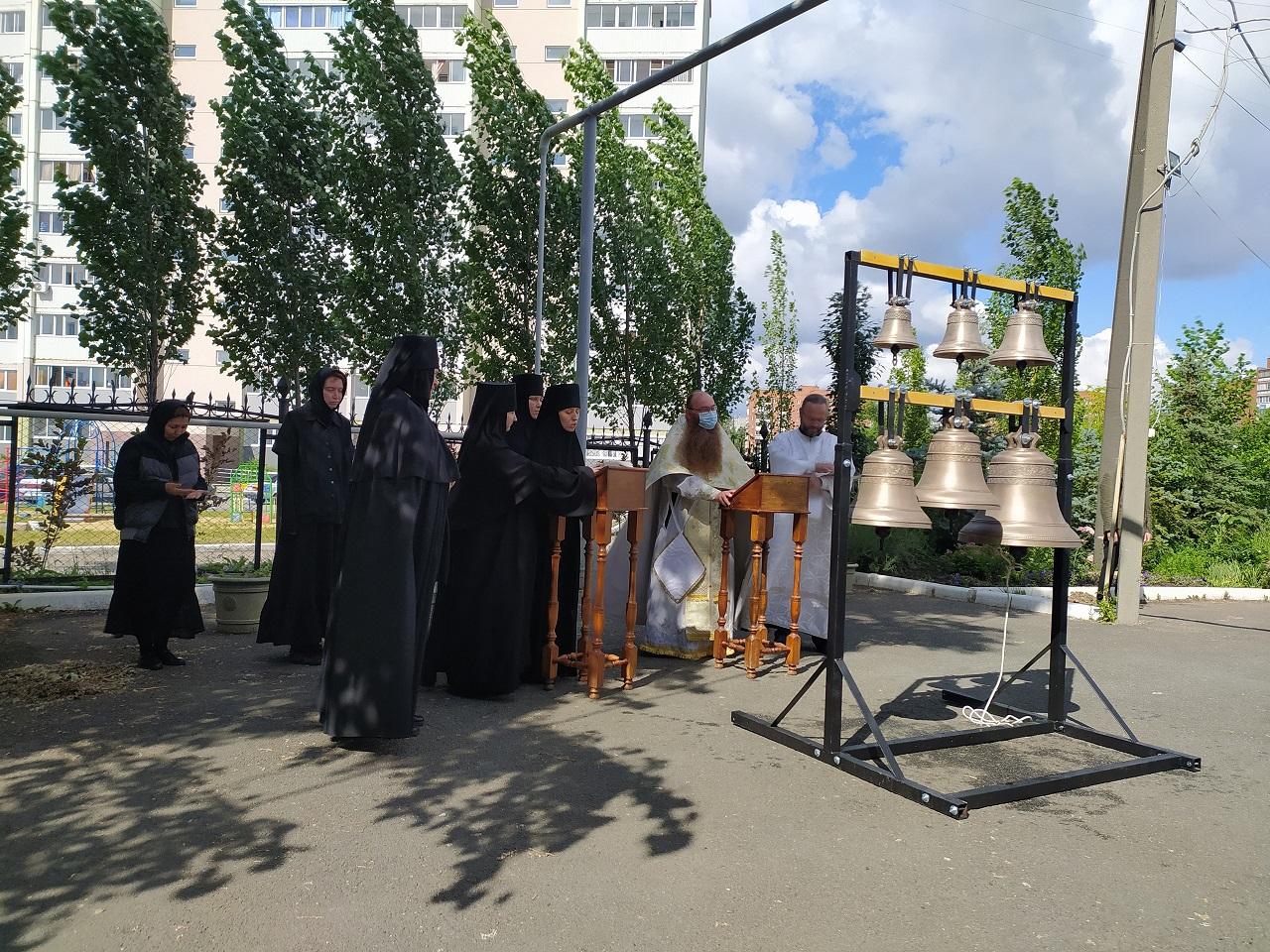 Над Челябинском раздастся новый колокольный звон