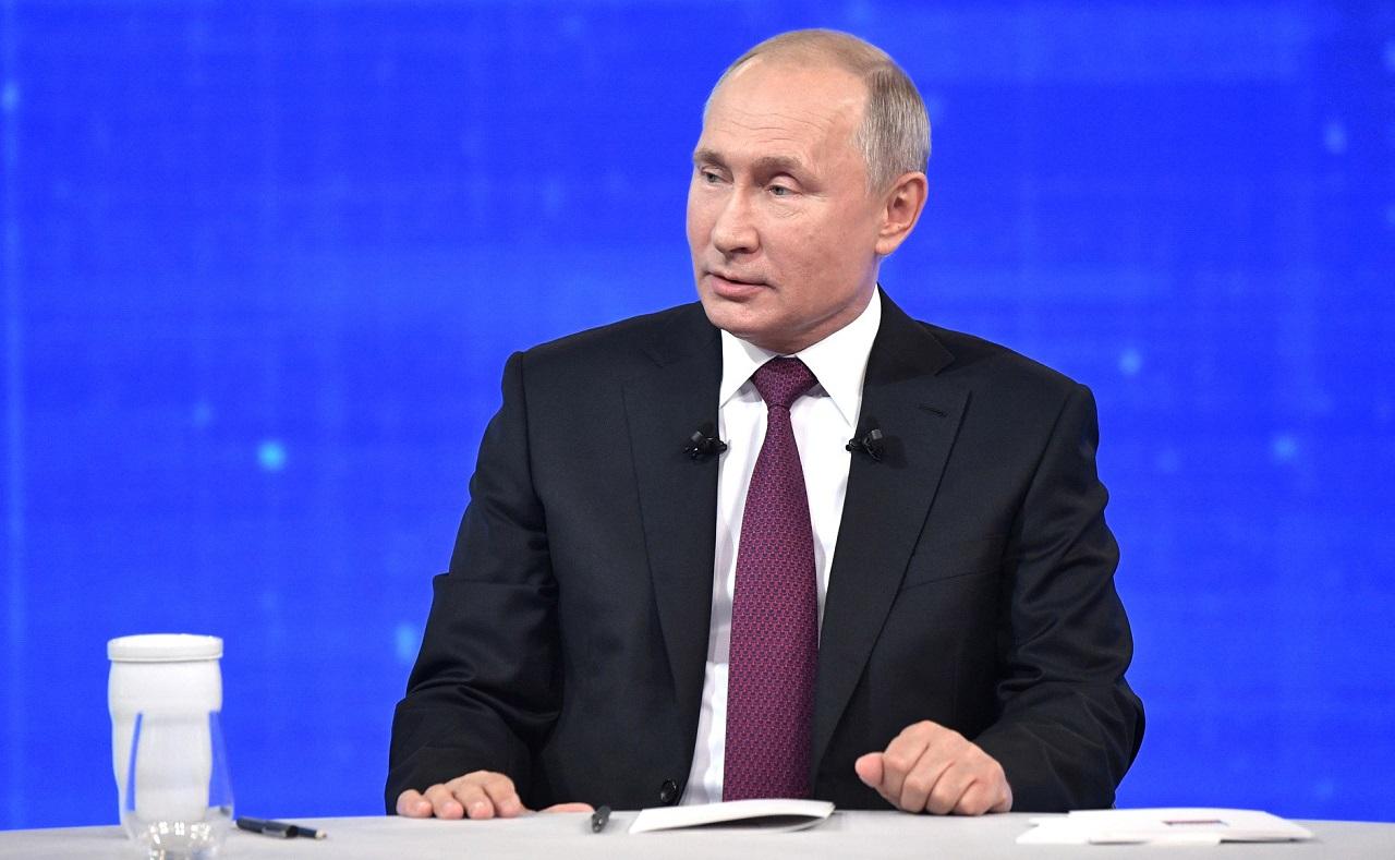 30 июня выйдет в эфир «Прямая линия с Владимиром Путиным»