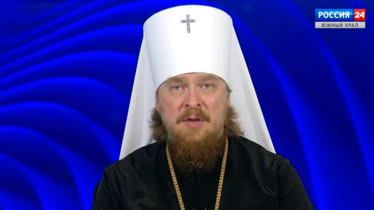 Митрополит Алексий: «Пушкинское слово вдохновляет на жизнь, наполненную красотой и честью»