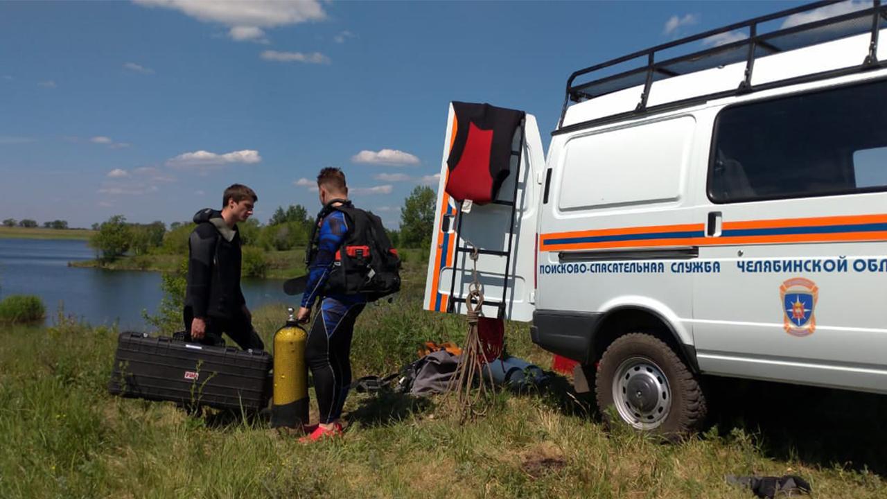 Искали 5 дней: в Челябинской области обнаружили труп утонувшего в карьере мужчины