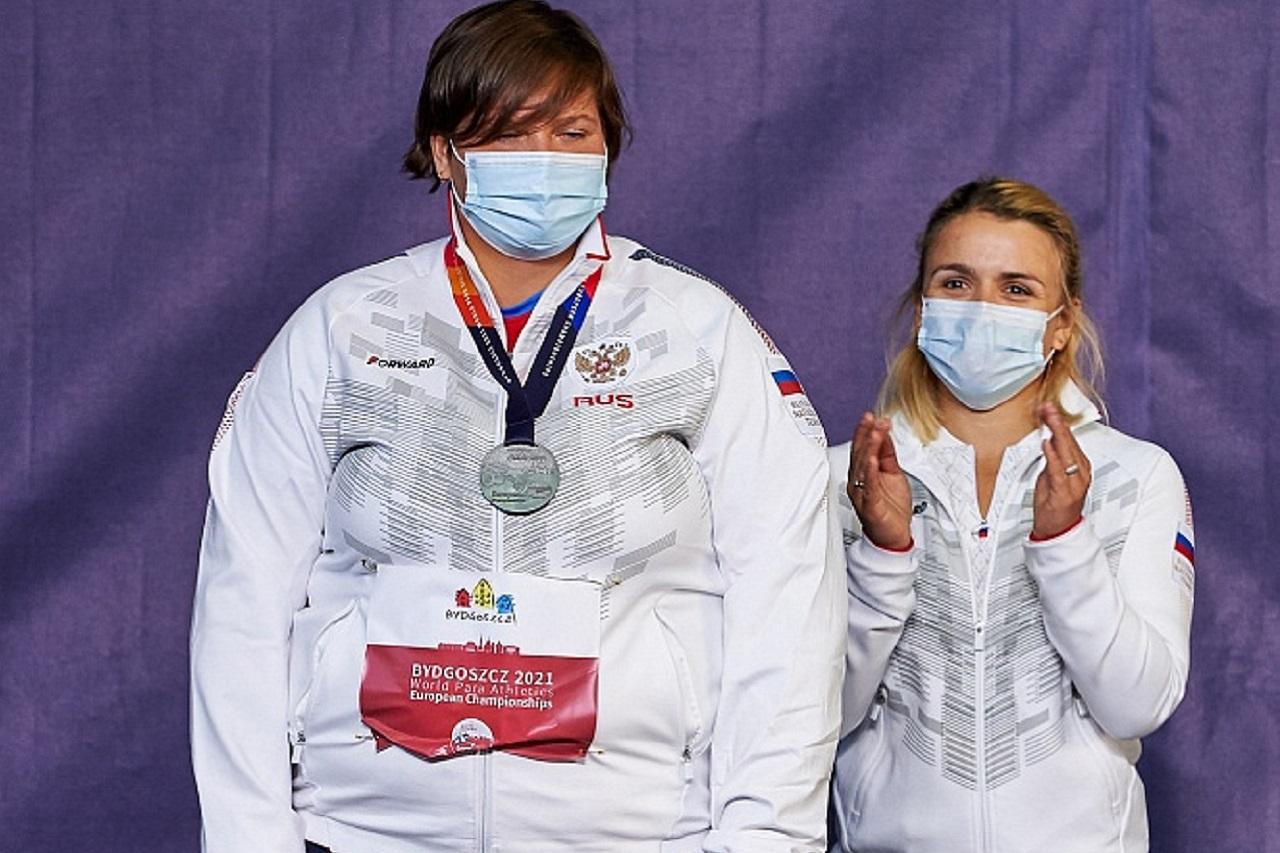 Параспортсмены из Челябинска выиграли чемпионат Европы по легкой атлетике