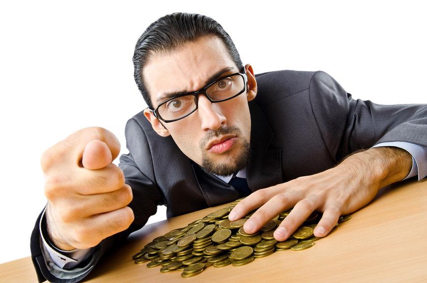 Синдром нищего: 8 признаков мужчины, который никогда не разбогатеет
