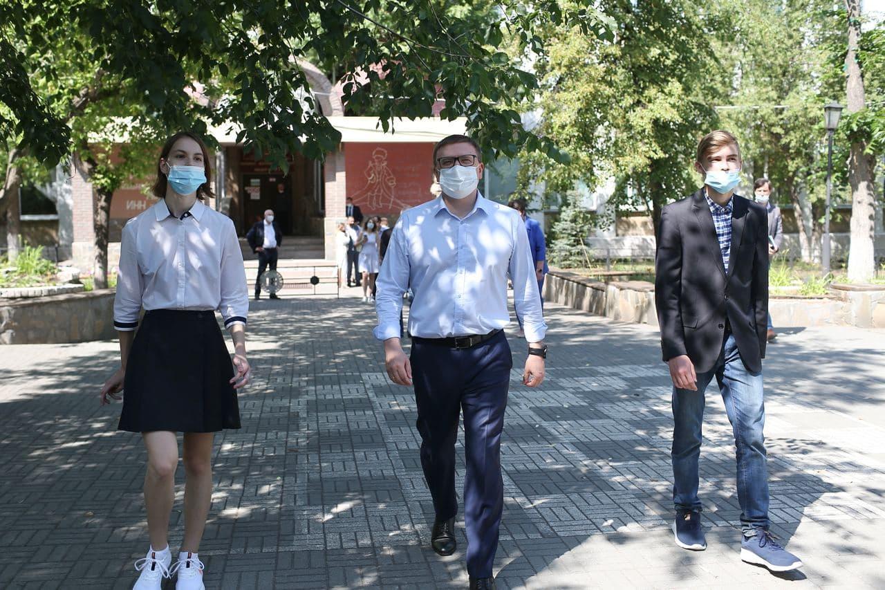Учить будут и взрослых: ресурсный центр откроют на базе лицея № 31 в Челябинске