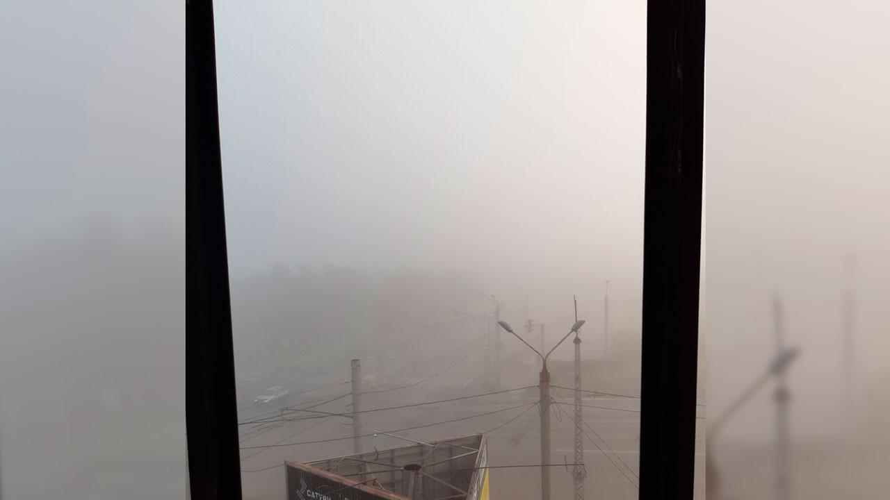 Разнесло в грозу: в Челябинской области обрушилась АЗС