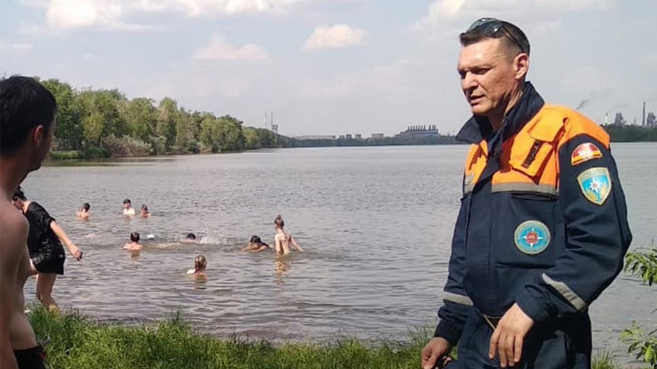 Унесло на матрасе: 3 детей в Челябинске оказались в водной ловушке