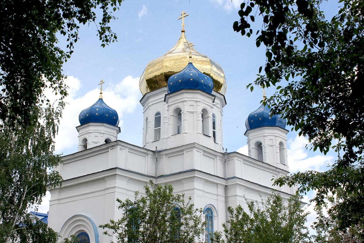 Православная святыня: чудотворный крест привезут в Челябинскую область