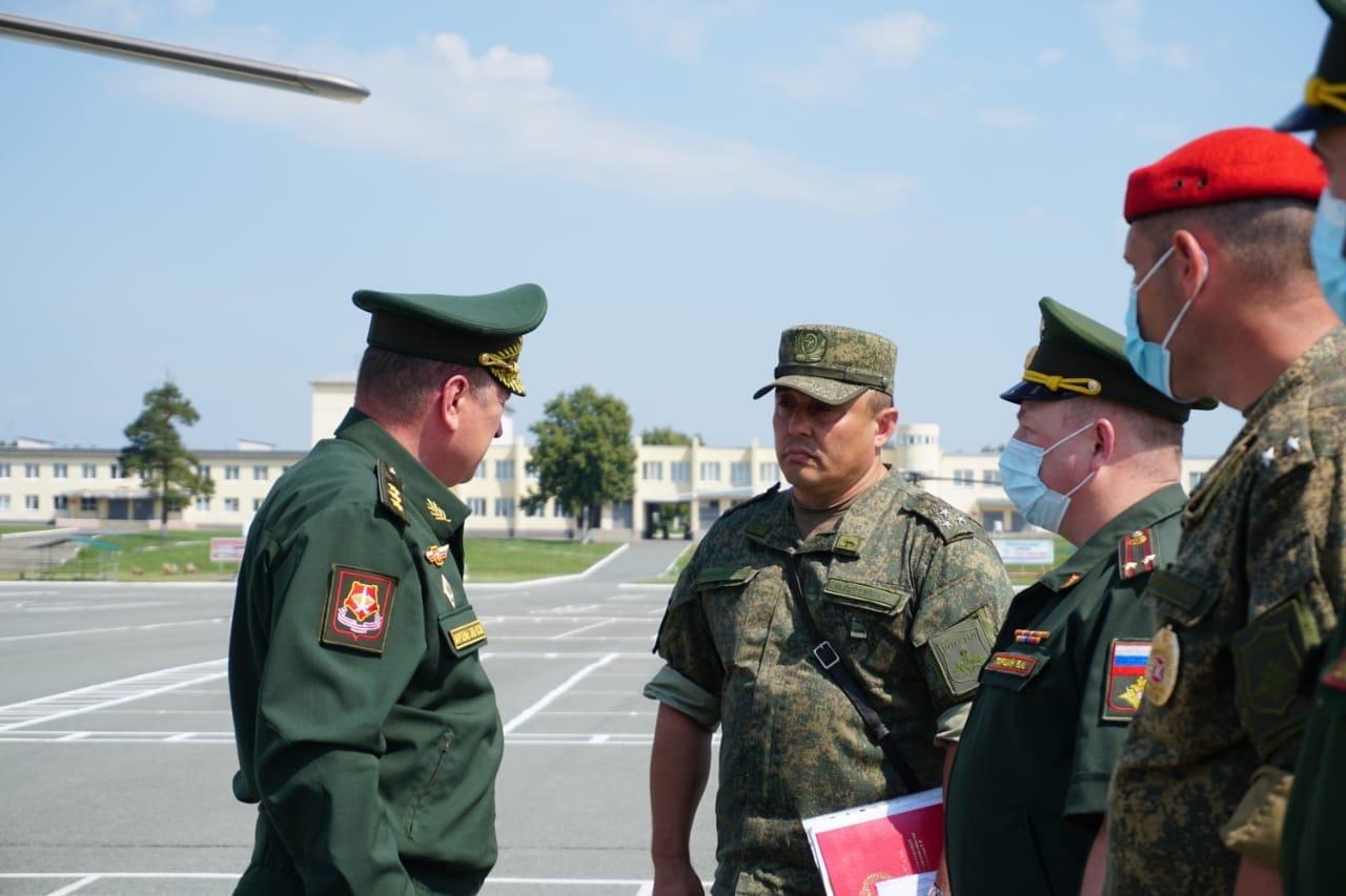 В танковой дивизии в Челябинской области назначен новый командующий
