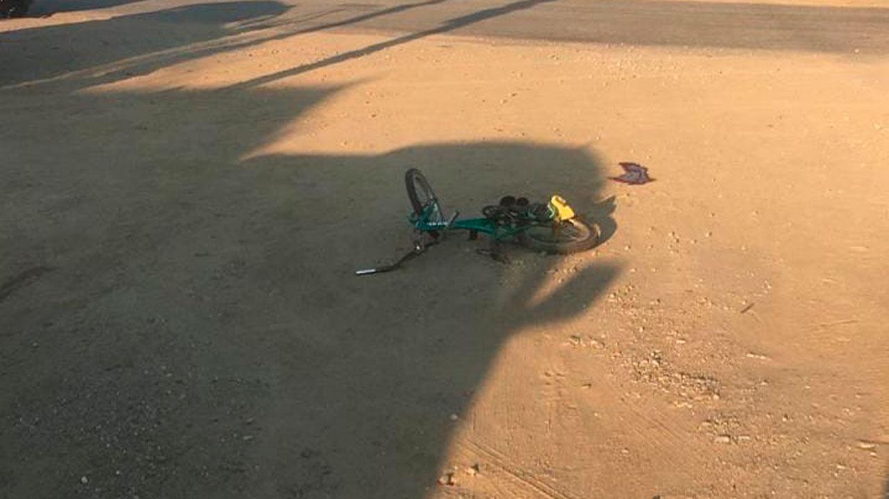 Ребенок погиб под колесами пикапа в Челябинской области