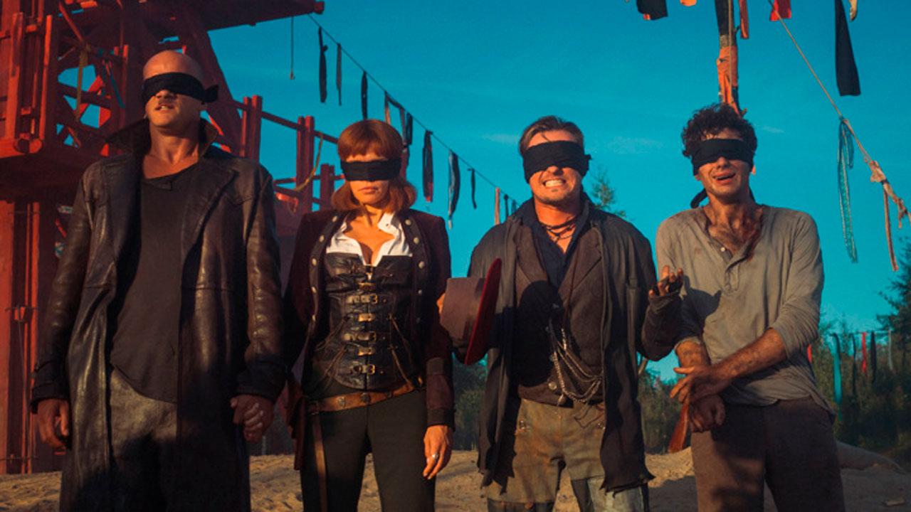 Гонка за сокровищами: зрители в Челябинске оценили фильм «Бендер: Золото империи»