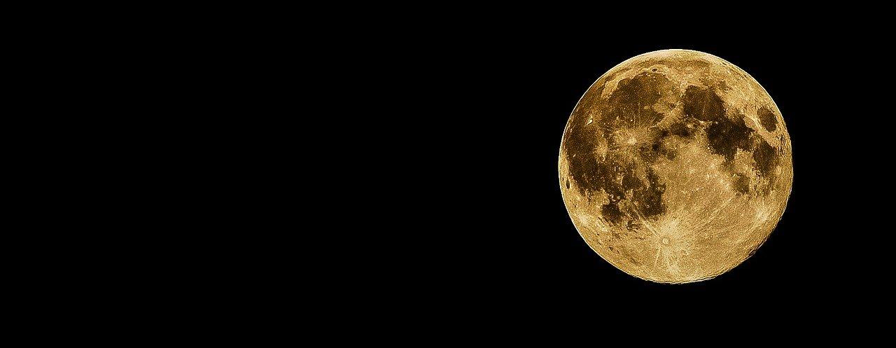 Полнолуние в июле: какой будет золотая луна