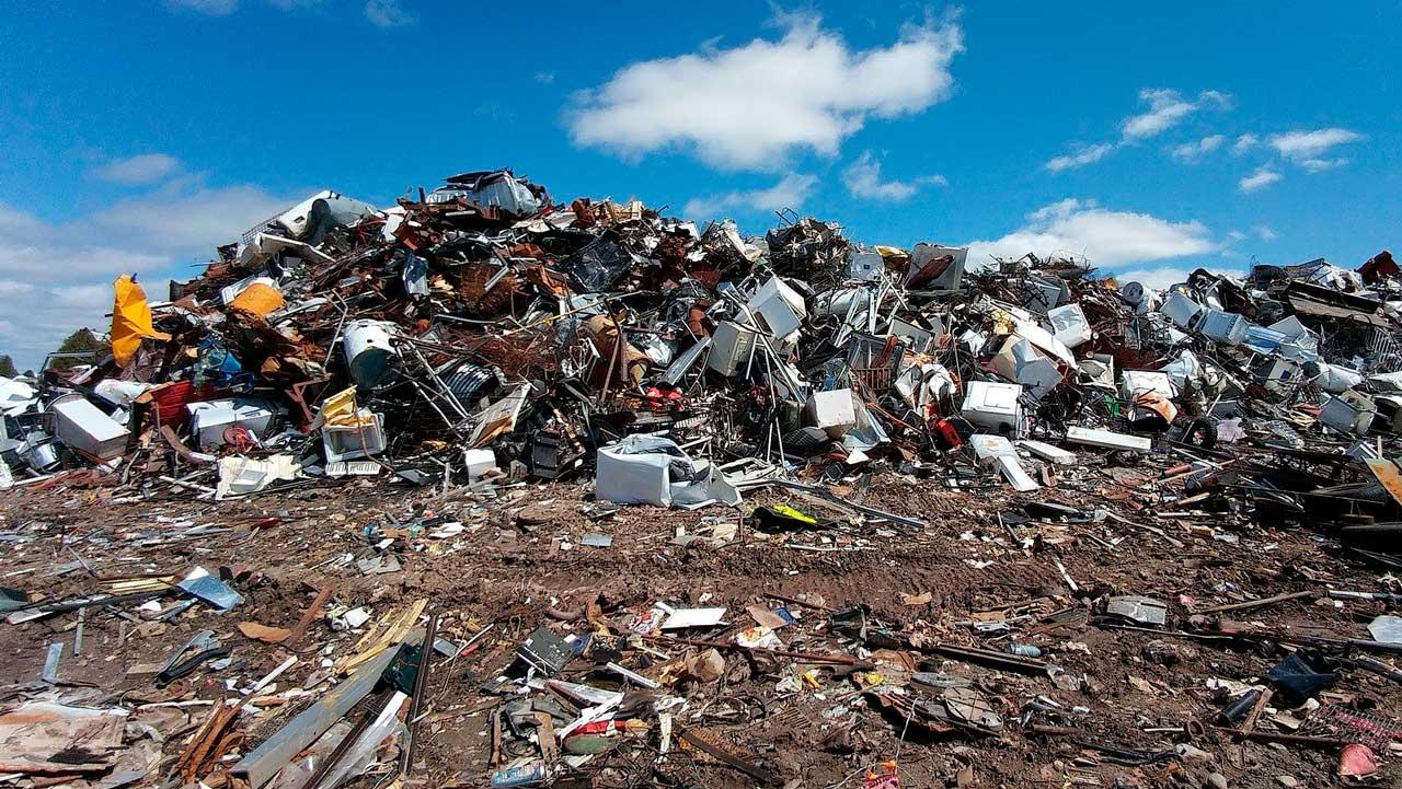 Ржавеет оборудование: на Южном Урале 2 года ждут мусоросортировочный комплекс