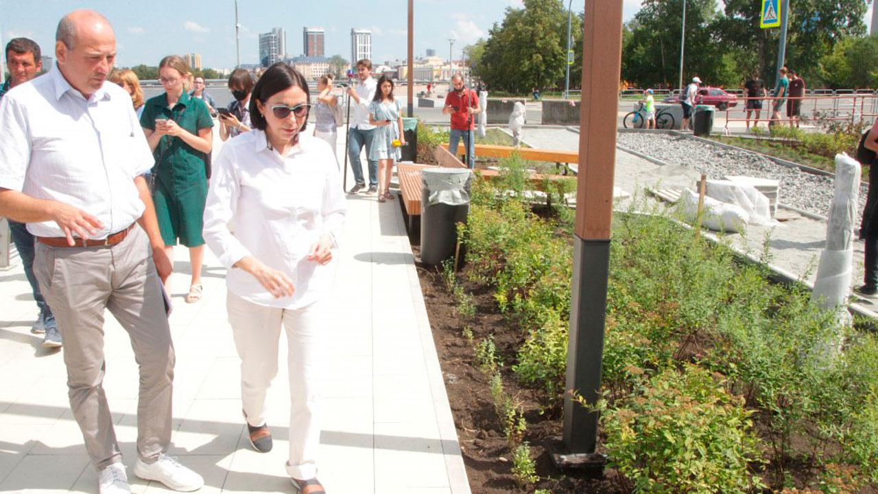 Новое место для прогулок: когда в Челябинске откроют набережную