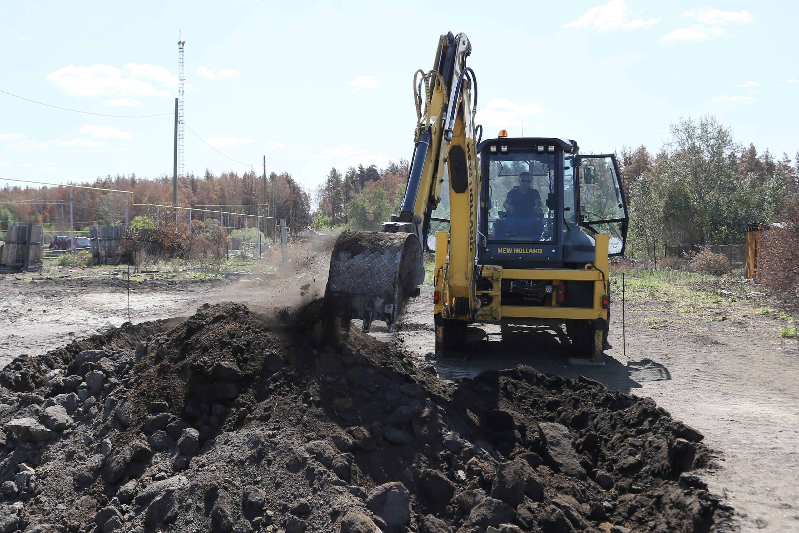Новые дома и молодой лес: как идут восстановительные работы на юге Челябинской области