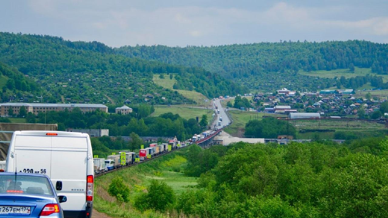 Самый сложный участок трассы М-5 «Урал» расширят до 4 полос