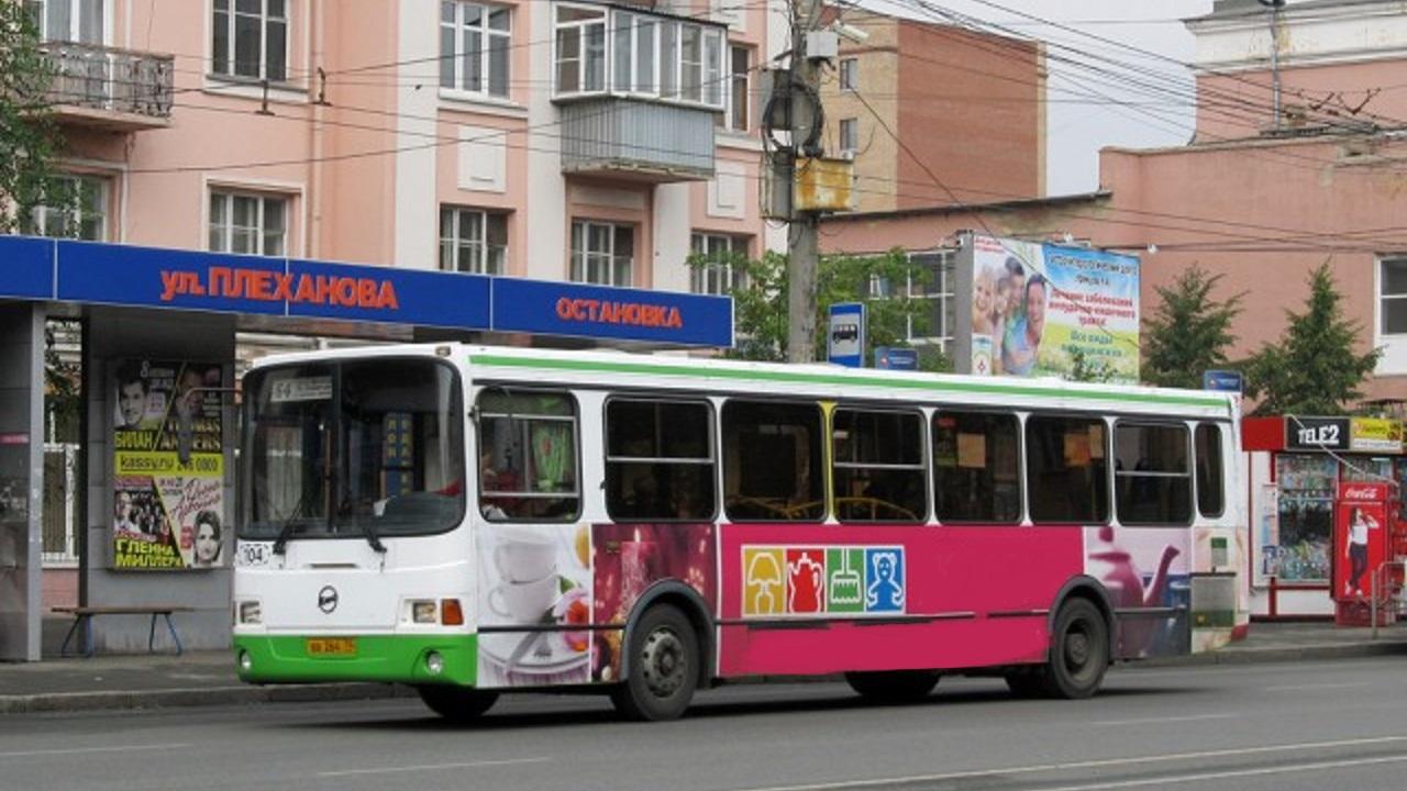 Схема движения: проезд троллейбусов и автобусов на вокзал Челябинска закроют