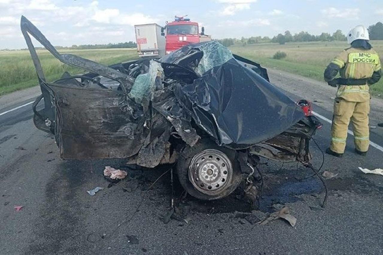 Двойной удар: житель Челябинской области попал в смертельное ДТП на трассе