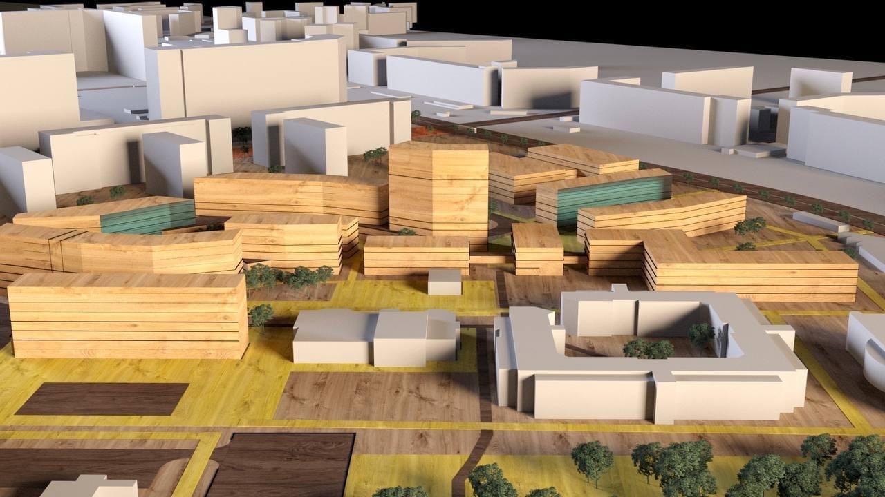 Реновация кварталов: университетский кампус мирового уровня построят в Челябинске
