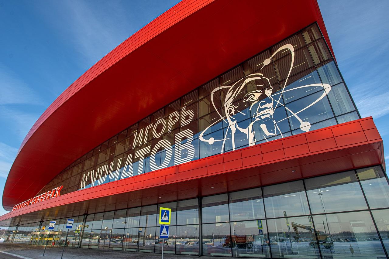 Необычных пассажиров доставил в Челябинск чартерный рейс из Канады