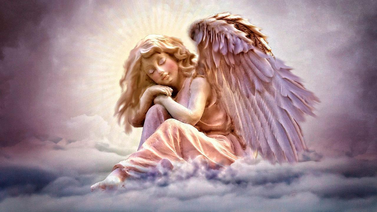 Ангел-хранитель рядом: 5 подсказок на удачу и беду