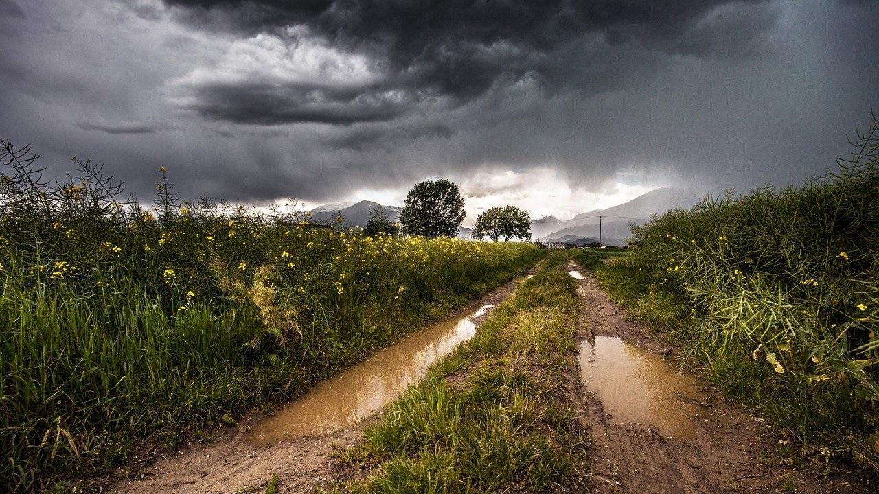 Штормовое предупреждение объявлено в Челябинской области